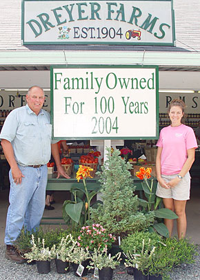 Photo: Proprietors of Dreyer Farms.
