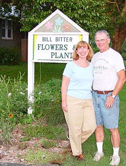 Photo: Bill Bitters Flowers & Plants.